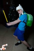 Finn the Human by OotoriGroupCosplay
