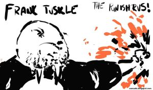 Frank Tuskle The Punishrus by NexusDX