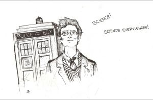Doctor Who? by Avrely