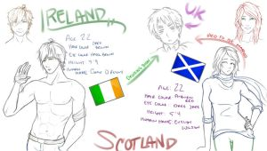 Scotland and Ireland OC (Hetalia proj) by Triple-A-XD-XP
