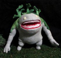 Goobbue plush by Blackash