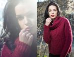 Winter editorial fashion by AngiWallace
