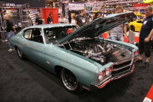 1970 Chevrolet Chevelle by TheCarloos