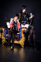 Superiors and subordinates by yui930