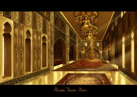 The Persian Palace by aaronwty