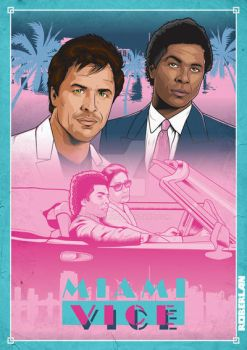 Miami Vice by roberlan