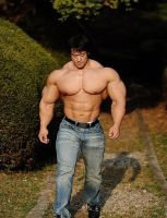 Muscular Nature by n-o-n-a-m-e