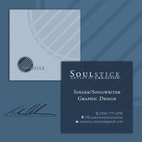 New Business Card by SoulsticeCreation