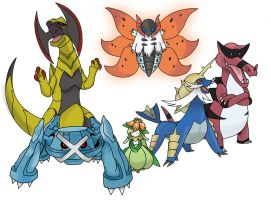 Poketeam by VICTOR2012