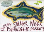 Happy Shark Week 2014 by SPIKE295