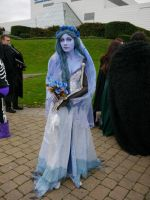 Corpse Bride MCM Oct '12 by KaniKaniza