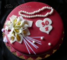 Red Cake by Dyda81
