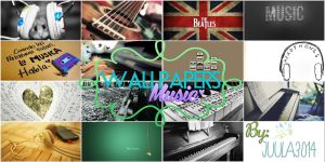 Pack de WallpapersMusic. by Juula3014