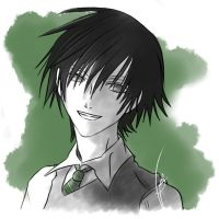 Tom Riddle by Todoacien