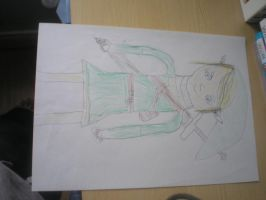 LOZ Link (horrible and old) by PlatinumDrawings