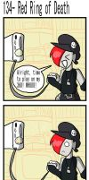 Red Ring of Death by BrokenTeapot