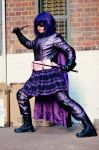 Hit Girl: Daddy's Little Girl by tits--mcgee