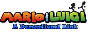 Dementional-link-logo-mario and luigi by Rozanslash