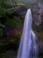 Marymere Falls Close-up by dsiegel
