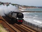 Southern Railway 34067 'Tangmere' at Dawlish by The-Transport-Guild