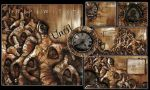 Tripswich CD cover by ASYLUMSEVENTY7
