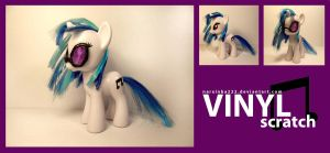 Custom Vinyl Scratch by Narxinba222