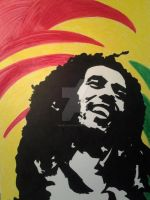 Bob Marley by ModelingElf