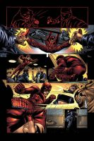 Daredevil page 12 by JPRcolor