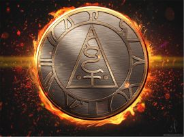 The Seal Of Metatron by JhoCorrea