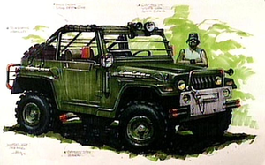 the lost world jeep 2 by chicagocubsfan24