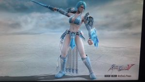 Soul Calibur 5: Froste (v2) (1) by DeathShadow0