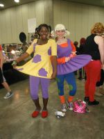 Otakon 2012 - Susie and Angelica by Cosplay-Pics-Account