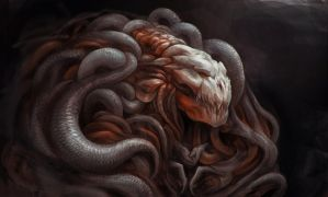 Tentacle Father by Eyardt