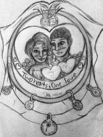 Two Hearts, One Love by Honeycomb1011