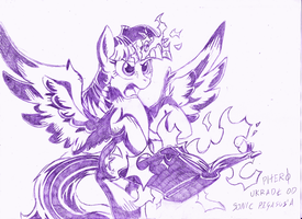 Twilight Sparkle by Piterq12