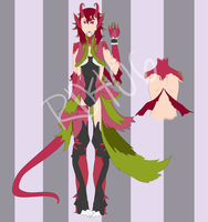DragonFruit Adoptable -OPEN- by Rd406