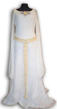 galadriel costume lord of the by fashion-fantastica