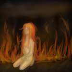 Fire by Masquemon