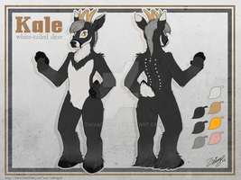 Kale Reference Sheet by zhivagooo