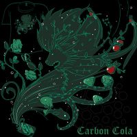 Woot Shirt - Carbon Cola by fablefire