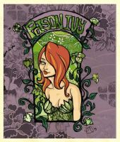 Poison Ivy by TracyLeeQuinn