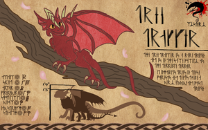 Fan-Dragom : Tree Tracker by Golloperaa