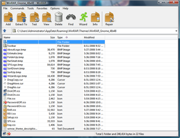 Gnome 48x48 for WinRAR by anonymous-bot