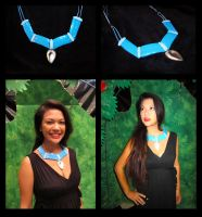 Pocahontas Necklace, New and Improved! by iambrose777