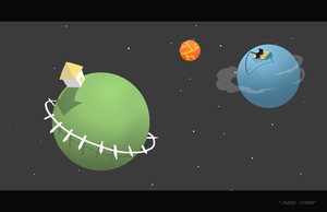 Planetoids by Masna0