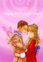 happy Vday by FionaMeng