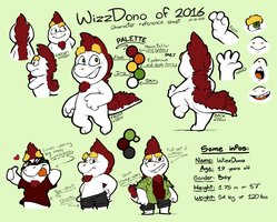 Wizzdono of 2016 v.2 by WizzDono