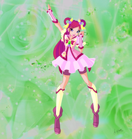 PreCure Roxy by Bloom2