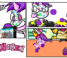 SETTLE IT (S)MASH! by CP-BaM-BaM