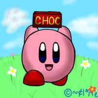Kirby's Chocolate by clariecandy